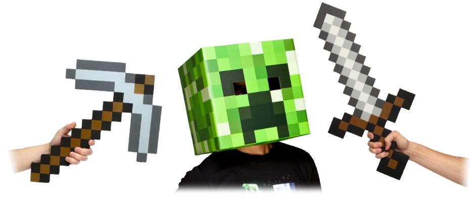 Minecraftbutiken